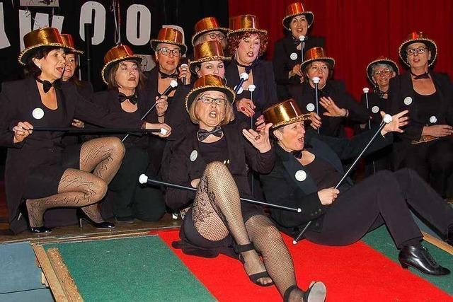 Fotos: Frauenfasnet in Stühlingen