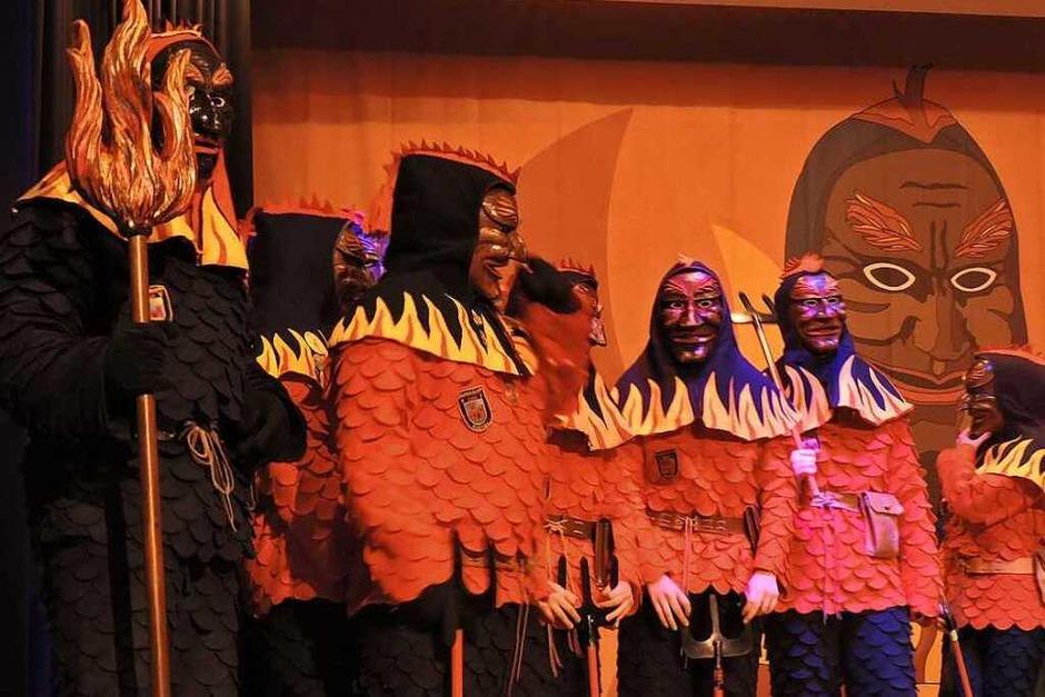 Die Feuerteufel feiern 60-jähriges Bestehen (Foto: Sylvia Sredniawa)
