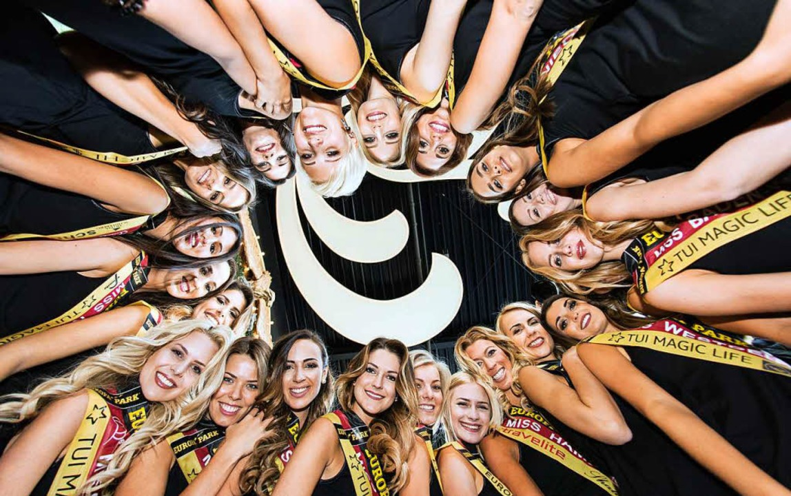 Miss Germany Wie Bereiten Sich Die Kandidatinnen Vor Rust
