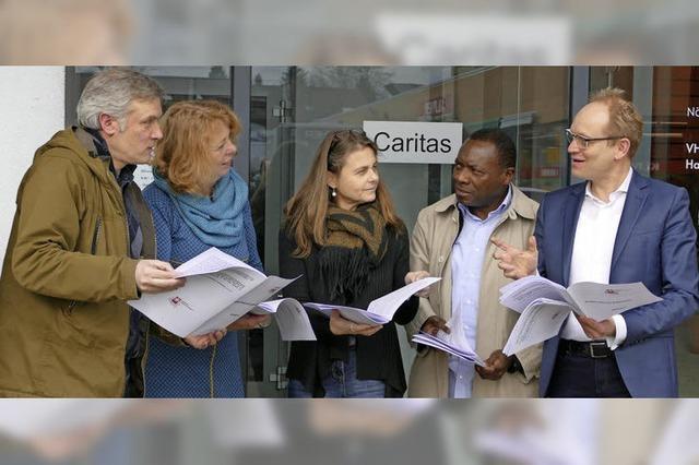 Caritasverband erarbeitet ein Konzept für die Sozialbetreuung