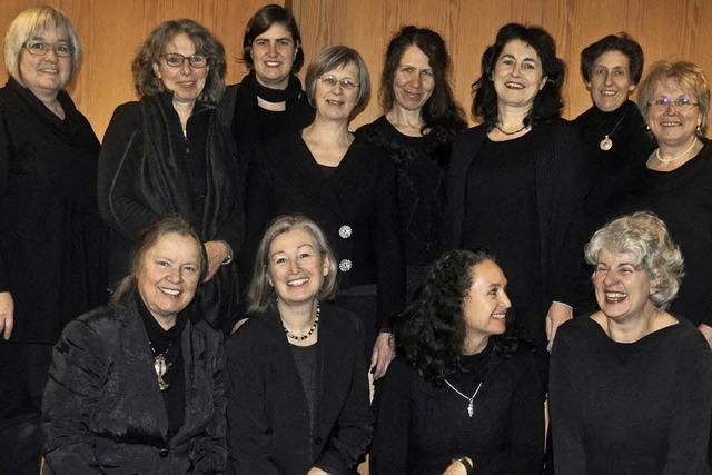 Der Staufener Frauenchor