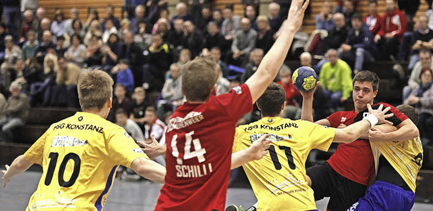 <BZ-FotoAnlauf>A-Jugend-Bundesliga:</B...n Bolz.  Die SGMN unterlag nur knapp.   | Foto:  Lothar Mattes