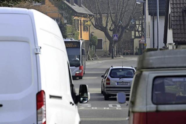 Weniger Parkplätze an der Breisgauer Straße - für mehr Sicherheit