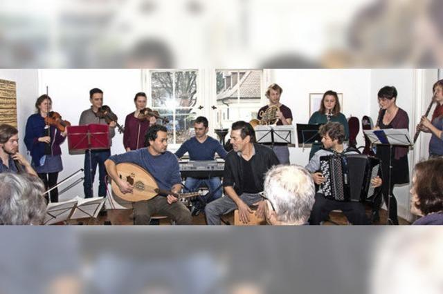 Das Heim- und Fluchtorchester verbindet Kulturen