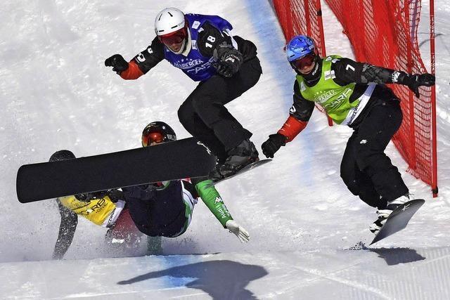 Schwarzwälder Skifamilie hält fest zusammen