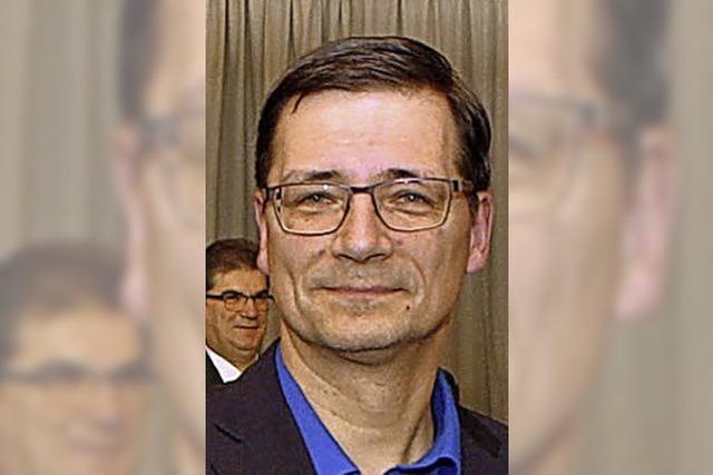 Kein Nachfolger für Jürgen Bahr