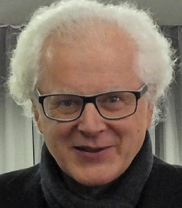 Alemannisch war seine erste Sprache: Uli Führe     Foto: David-Wenk