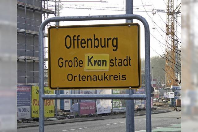 Von der Großen Kreisstadt zur Großen Kranstadt