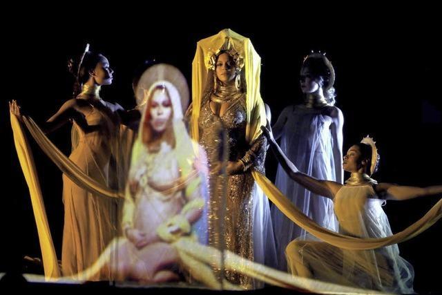 Adele und Beyoncé dominieren die 59. Grammys in jeder Hinsicht