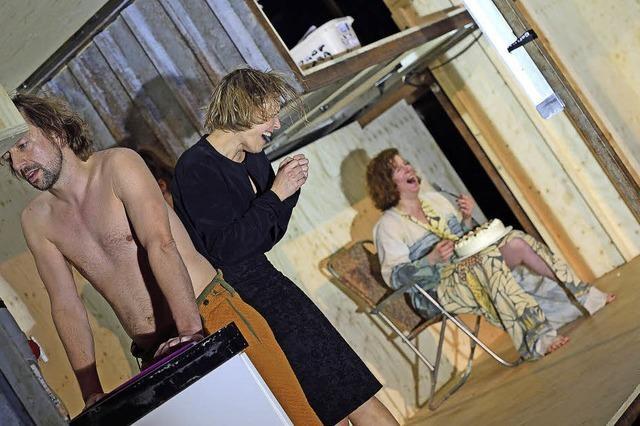 """Das Drama """"Endstation Sehnsucht"""" am Theater Freiburg"""