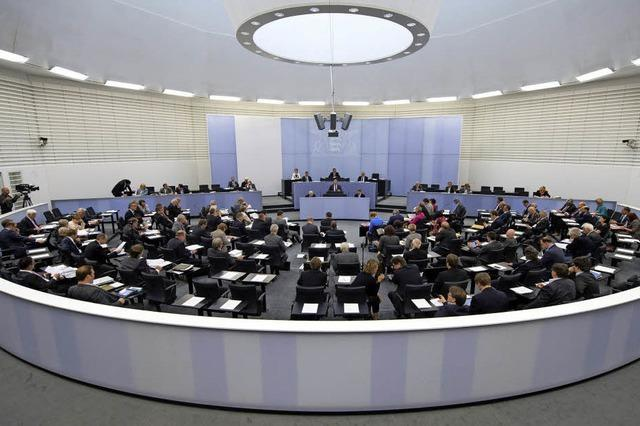 Landtag regelt Ruhegehälter neu