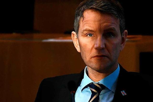 Darf ein Hotel den AfD-Mann Björn Höcke aussperren?