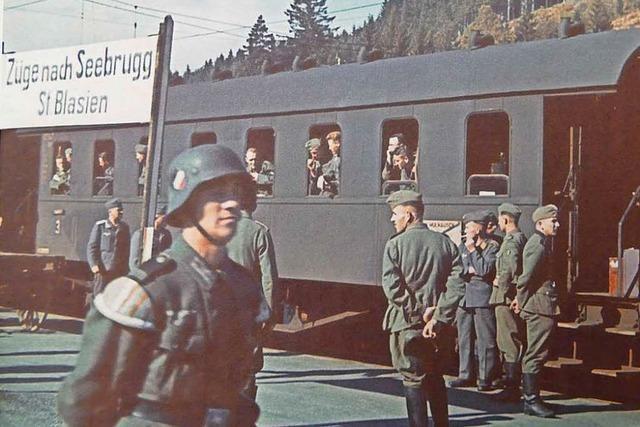 Heute vor 72 Jahren herrschte in Titisee-Neustadt den ganzen Tag lang Fliegeralarm