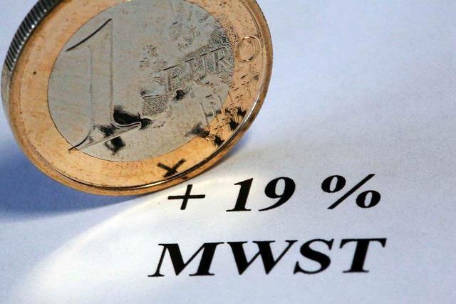 Finanzamt Lörrach nimmt weniger Geld ein