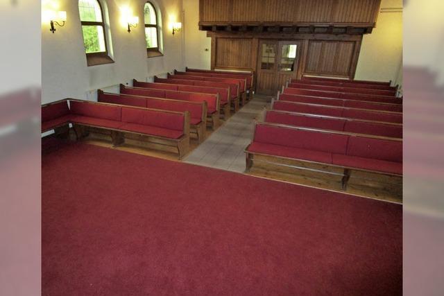 Kirche im neuen Gewand