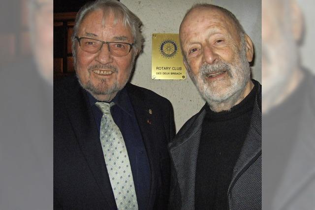 Rotary-Club unterstützt Sozialstation