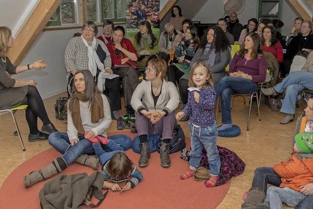 Montessori-Schule stellt sich vor