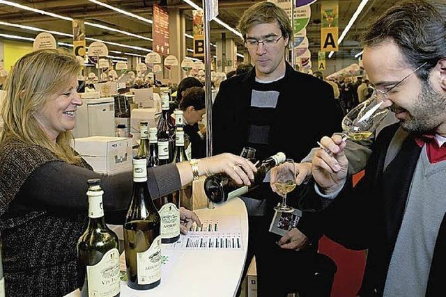 50 000 Weinfreunde werden erwartet