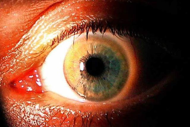 Große Pupillen lassen Polizei stutzig werden