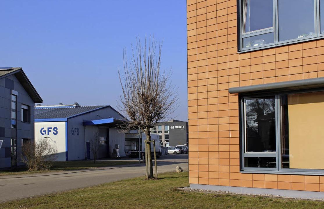 Die Nachfrage nach Flächen im Gewerbegebiet Nägelsee ist groß.   | Foto: Mario Schöneberg