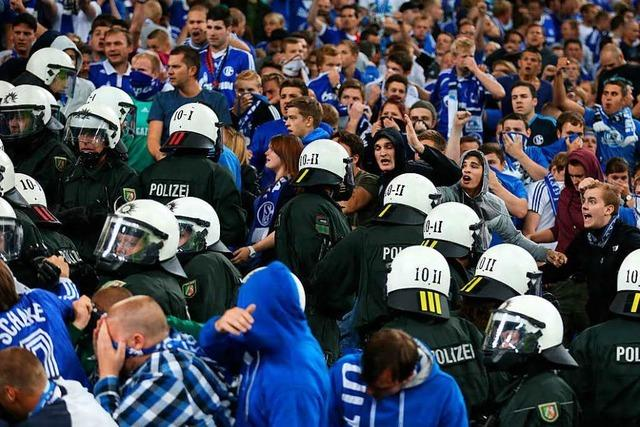Partie Schalke gegen Saloniki birgt Randale-Risiko