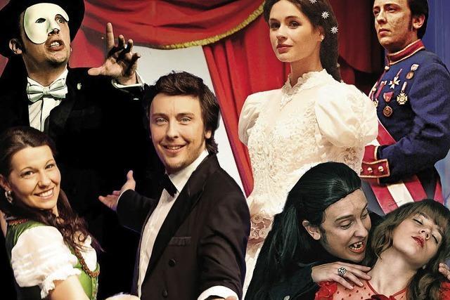 BZ GLÜCK: Die große Musical- und Operettengala