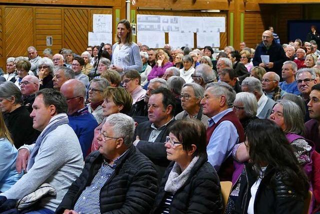 Meinungen und Anregungen der Bürger zum geplanten Begegnungshaus in Stegen