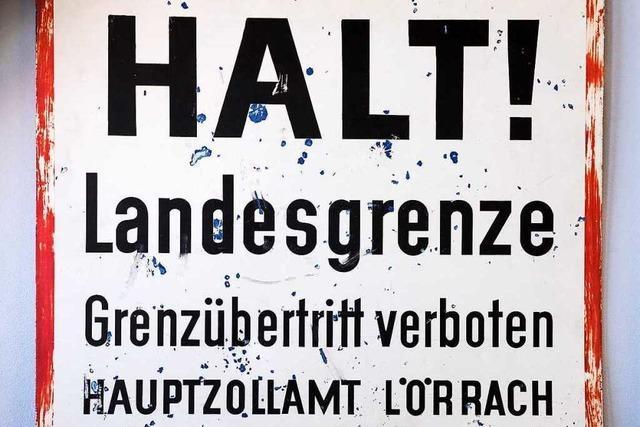 Grenzüberschreitendes Museum in Lörrach
