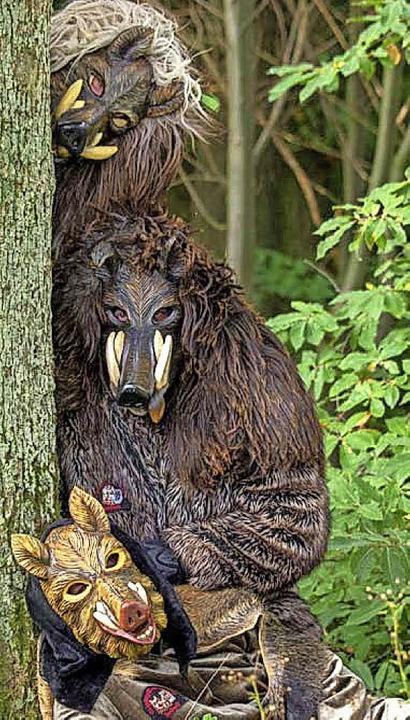 Tierisch alt für eine Wildsau: 33 närrische Jahre   | Foto: Zunft