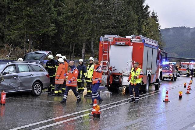 Feuerwehr psychisch oft am Limit