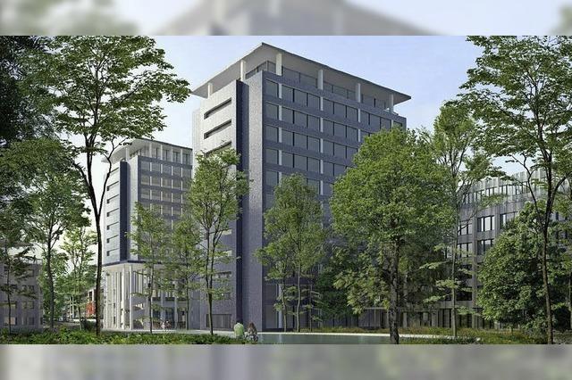Helvetia investiert in Basel 200 Millionen Franken