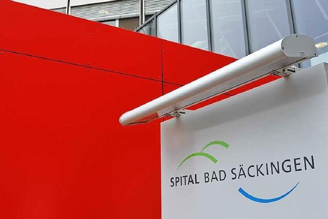 Große Lösung: Das Spital Bad Säckingen wird saniert