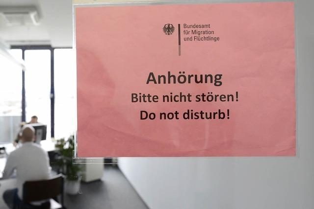 Neue Außenstelle des Bundesamts für Migration in Freiburg nimmt ihre Arbeit auf