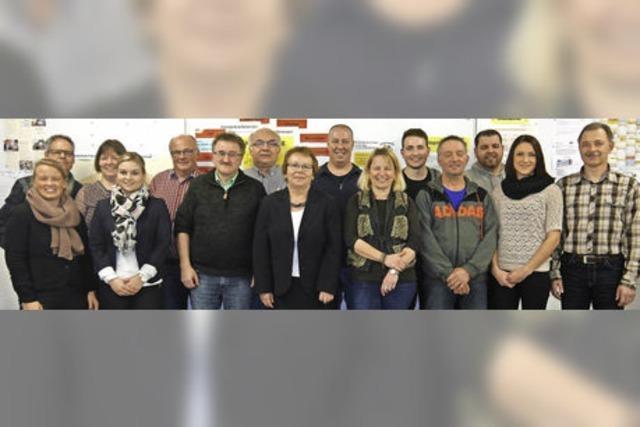 Zusammenarbeit der Werkrealschule mit örtlichen Firmen feiert zehnjähriges Bestehen