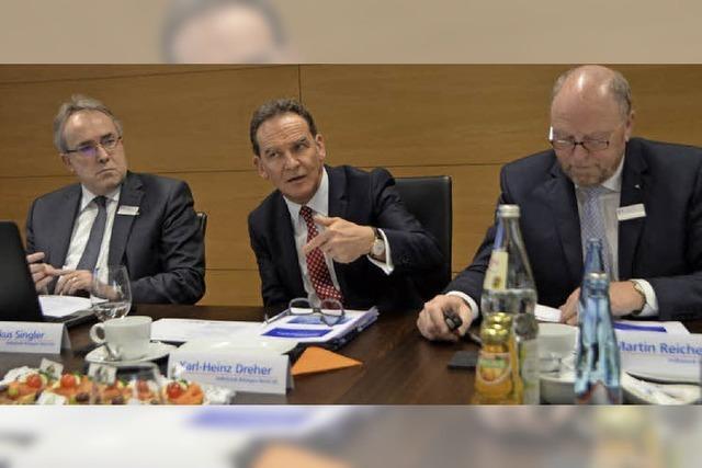 Volksbank Breisgau Nord verzeichnet 2016 solides Ergebnis