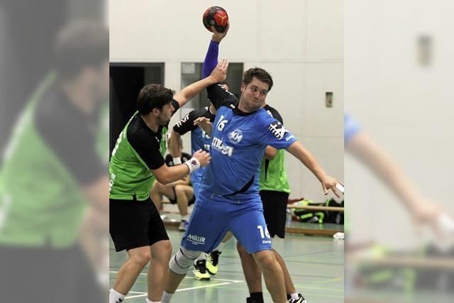 Handball ist wieder da