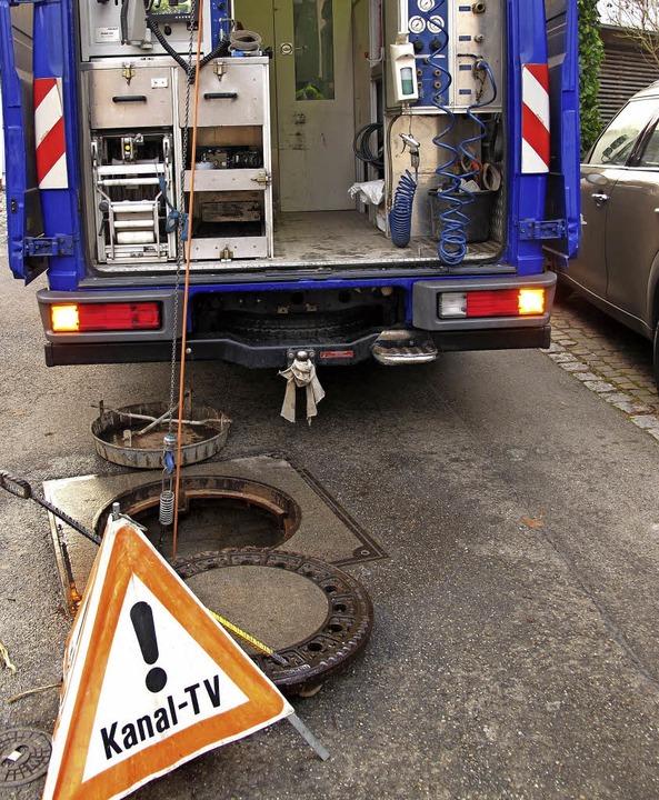 In Schuttertal sollen die  Kanäle überprüft werden.  | Foto: JUTTA Schütz