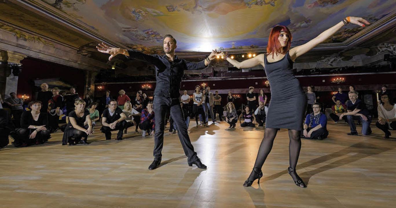 Das Euro Dance Festival kommt vom 1. bis 5. März wieder in den Europa-Park.     Foto: Europa-park