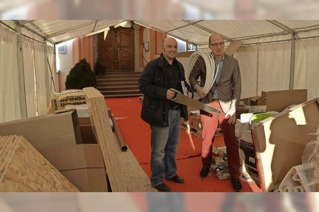 Schlosshotel öffnet im März die Türen