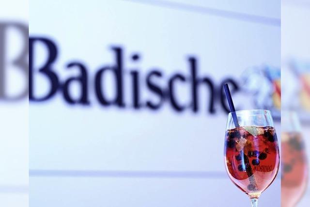 BADISCHE-ZEITUNG.DE: Apéro Im Bz-haus