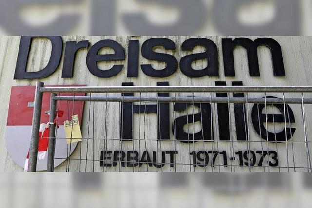 Die Sanierung von sechs Freiburger Sporthallen wird 25 Millionen Euro kosten