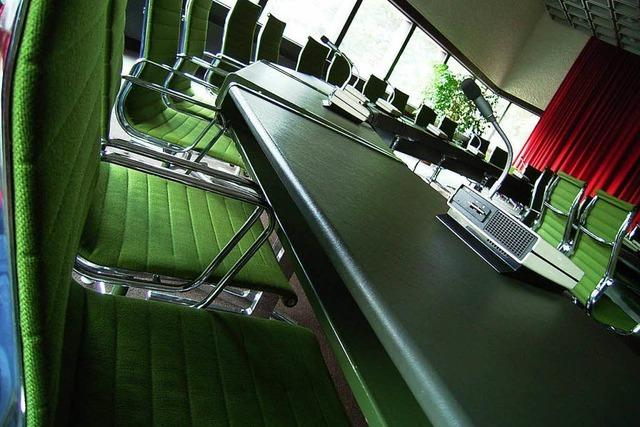 Lörrach bezahlt die Erschließung des Zentralklinikums und sucht neue Gewerbeflächen als Ersatz