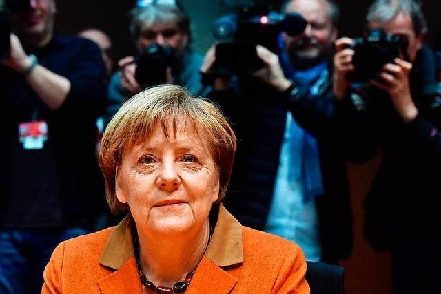 Merkel weist Täuschungsvorwurf von sich