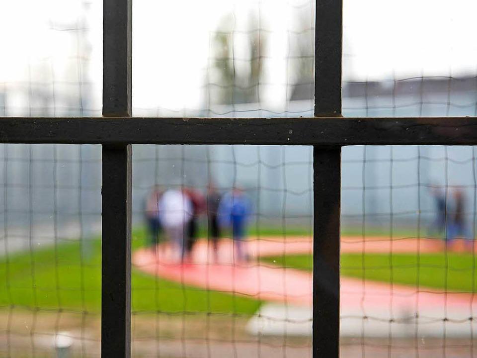 Das geplante Gefängnis in Rottweil wird frühestens 2025 fertig sein.  | Foto: dpa