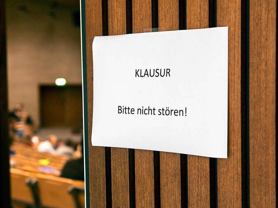 Eine Situation, die viele fürchten. Mi...ist sie aber in den Griff zu bekommen.    Foto: Jens Schierenbeck (dpa)