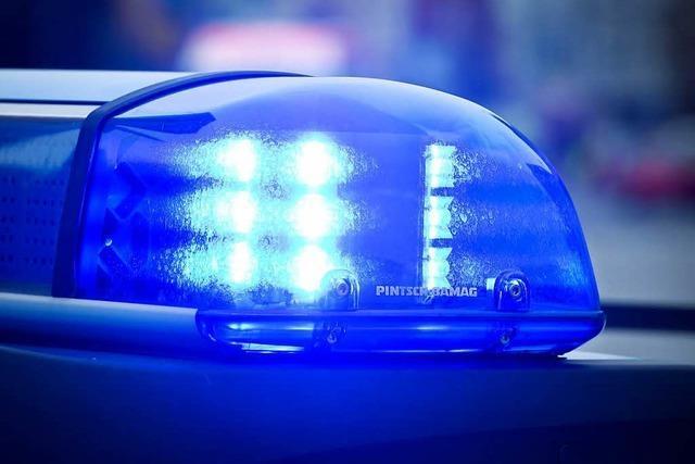 Einbruch ins Vereinsheim der Polizeischützen
