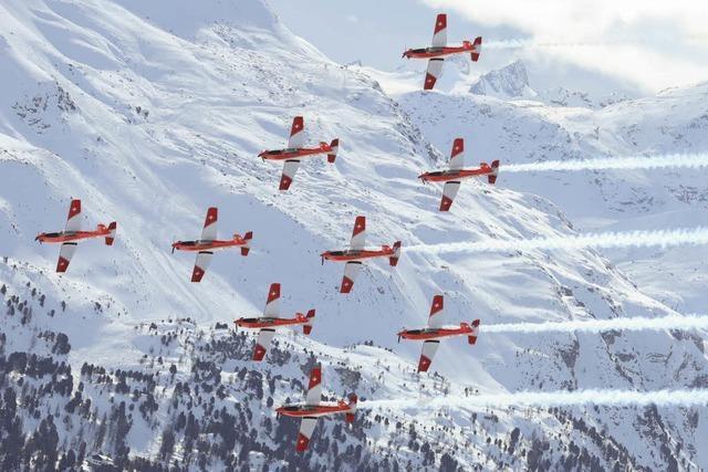 Flugzeug reißt TV-Kamera ab – Ski-WM entgeht nur knapp Katastrophe