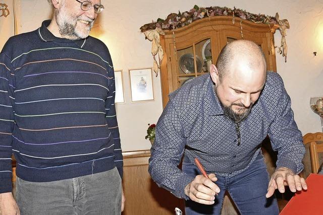 SPD wählt Jens Reinbolz an die Spitze