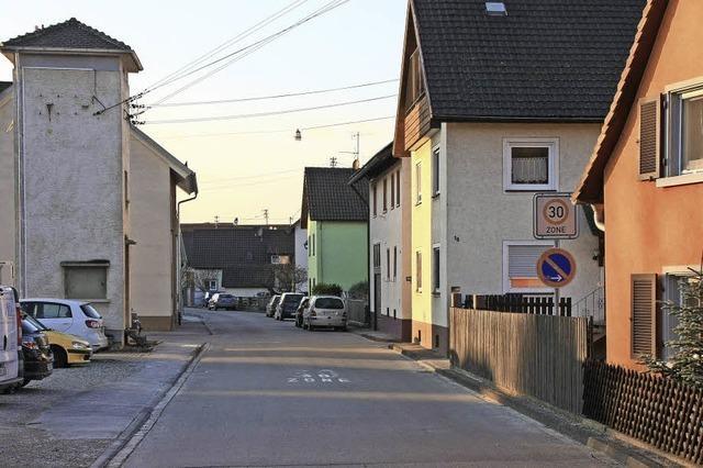 Gemeinderat beschließt Grundzüge für die Sanierung der Heerstraße