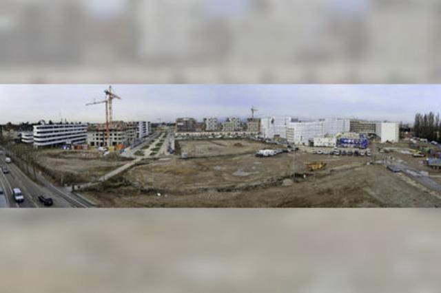 Bürgerverein und Trägerverein der Quartiersarbeit fordern einen Quartierstreff für das Baugebiet Güterbahnhof